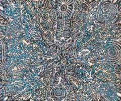 Australian Contemporary Aboriginal Art by Candy Nelson Nakamarra