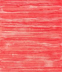 """Bound Brook #10"", abstract etched, aquatinted monotype, shades of red and pink"