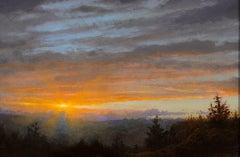 Catskill Sunset - 9.2.16