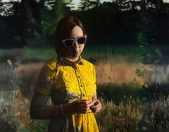 Kevin A. Moore, The Yellow Dress, 2018