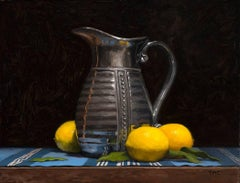 Todd M. Casey - Pitcher with Lemons