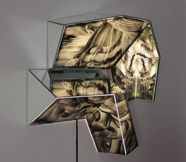 MaDora Frey Abstract Sculpture - Kaleidoscope #1000