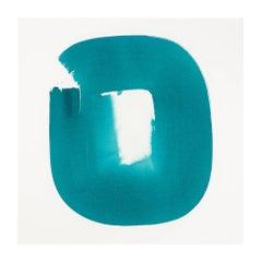 Aperture in Turquoise XXI
