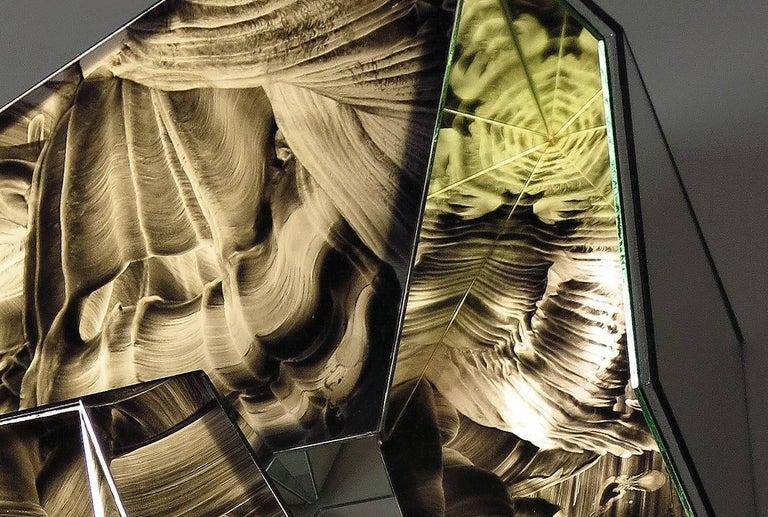 Kaleidoscope #1000 - Sculpture by MaDora Frey