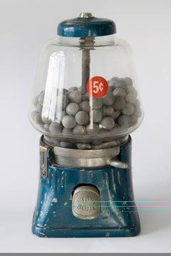 5 Cent Gum Machine