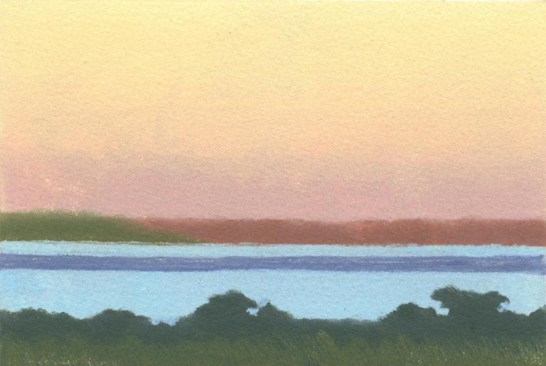 Summer Dawn - Print by Rachel Burgess