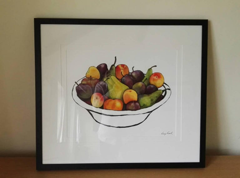 Fruit Bowl with Papaya