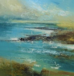 Cove 3, Seascape Oil Painting