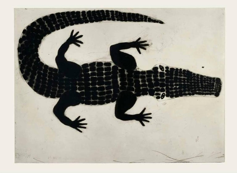 Kate Boxer - Alligator 1