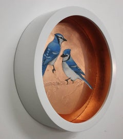 Pair of Blue Jays