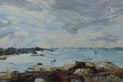 Galloway - seascape original painting for sale