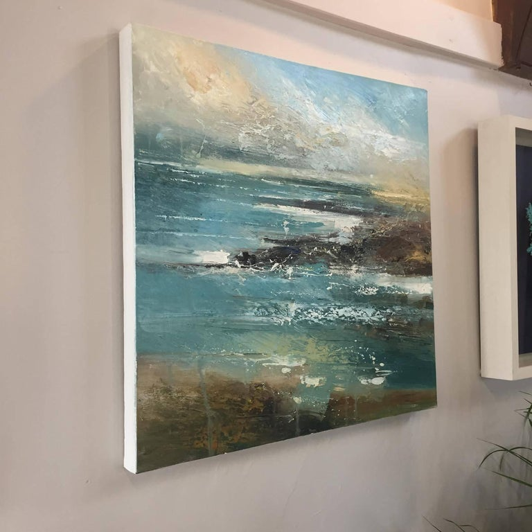 Cove 3, Seascape Oil Painting For Sale 1