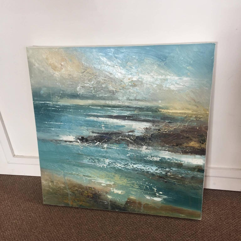 Cove 3, Seascape Oil Painting For Sale 3