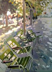 Chairs Paris Park