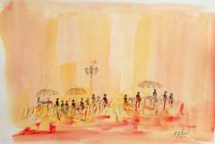 Matinee au Marche