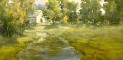 White Barn, Cool River