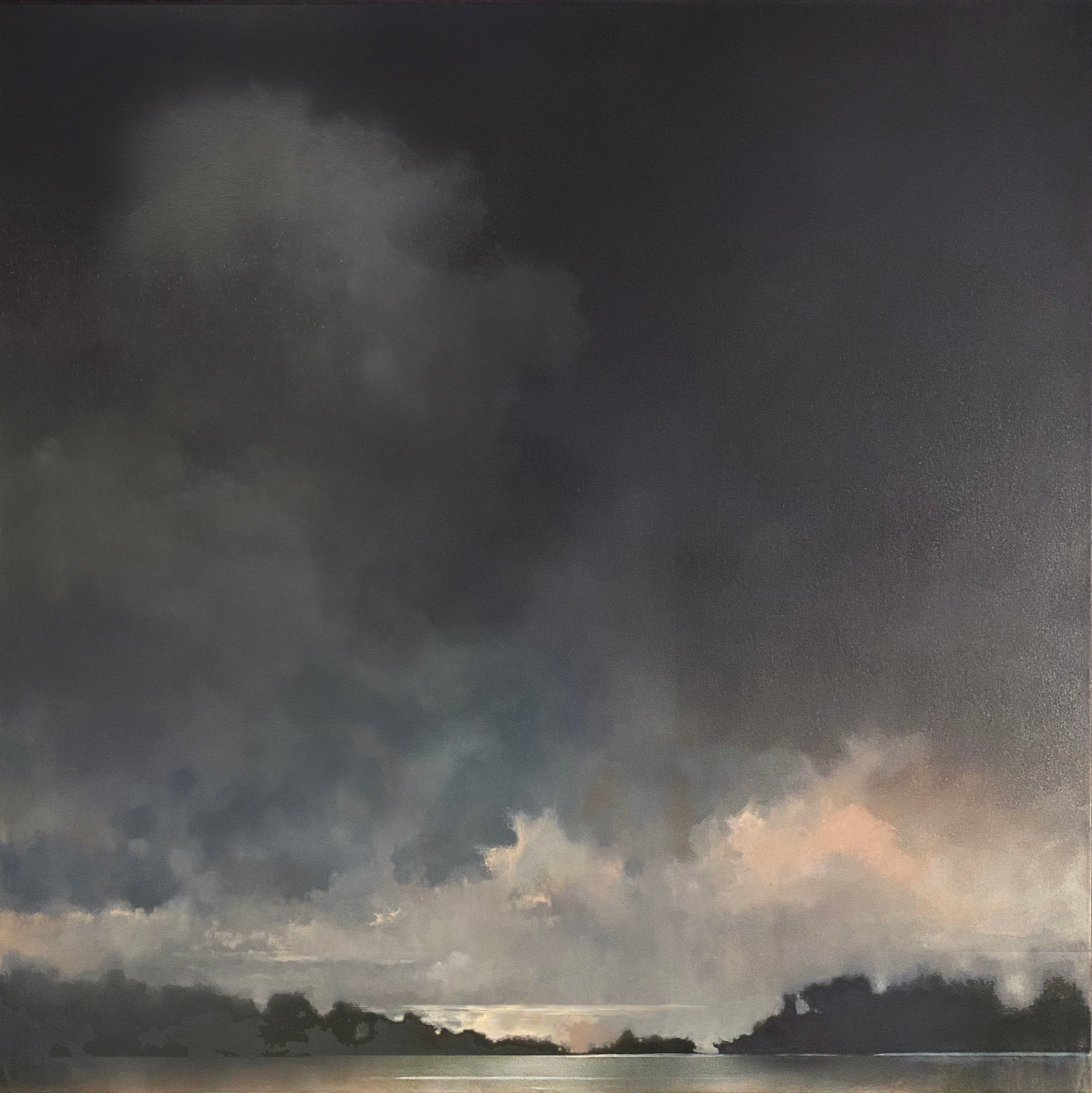 As if the Fates Had Conspired Against Her Doug Foltz, Contemporary Landscape