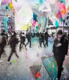 Memorandum - v. 1 by Alberto Sanchez -mixed media photography - contemporary art