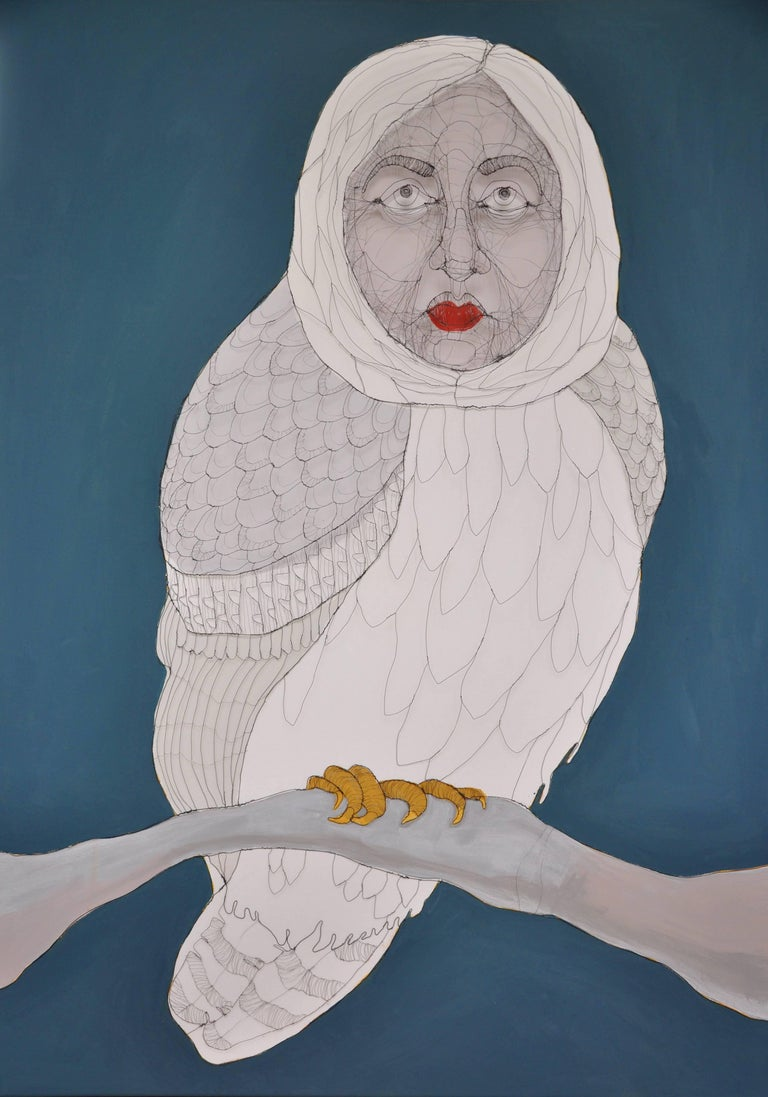 Fiona Morley - Freedom From All by Fiona Morley - Wire and oil on ...