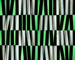 Color Studies (Streamers) 34