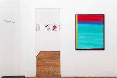 Color Studies (Streamers) 3
