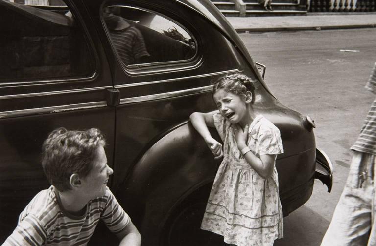 Helen Levitt Street Photography