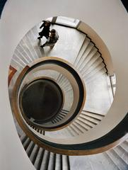 Stair Well (down), Chekist Housing Scheme, Ekaterinburg, Russia