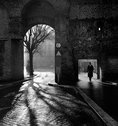 Entering The Eternal City, Aurelian Wall, Rome