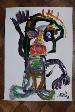 Homme en colere (Angry Man)