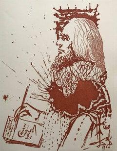 The Portrait of Calderon RS