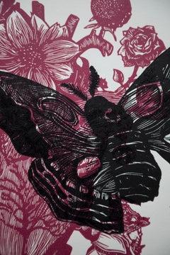 Butterfly in the heart