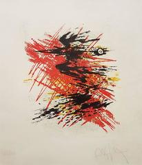 Untitled V (Black Bird)