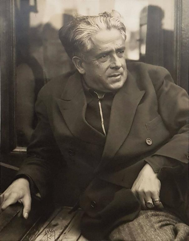 Man Ray Portrait Photograph - Portrait of Picabia
