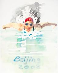 Swimming, Olympic Games Beijing 2008