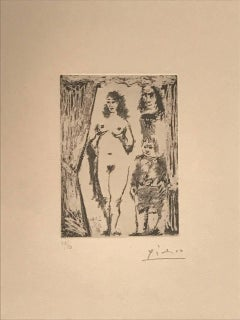 Pablo Picasso - La Celestine