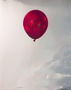 Olympic Balloons – Sarajevo 1984