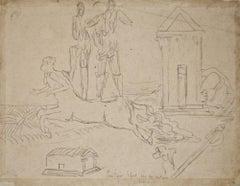 Puritains se font sur un Centaure courant