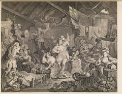 The Works Of William Hogarth From The Original Plates - 1820s - Old Master