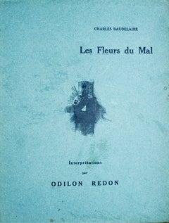Les Fleurs du Mal – Interprétations par Odilon Redon