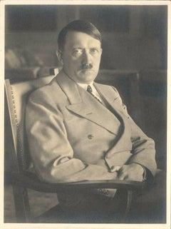 Hitler's Original Photo by H.HOFFMANN