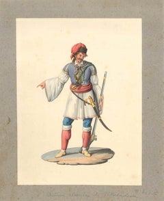 Costume albanese di Villabadessa