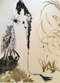 "Idolum nomine Bel - From ""Biblia Sacra"" - 1960s - Salvador Dalì - Surrealism"