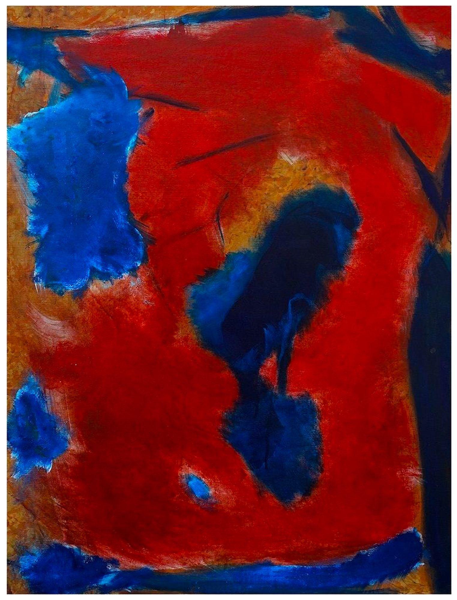 Informal Painting - Oil Painting 2018