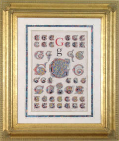 Initial Letters: G