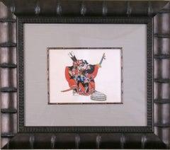 Kabuki Theatre:  Ya No Ne - The Arrow-Head