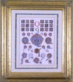 "Initial Letters ""Q"" (Alphabet)"
