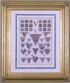 "Initial Letters ""V""  (Alphabet)"