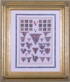 """Initial Letter """"V""""  (Alphabet)"""