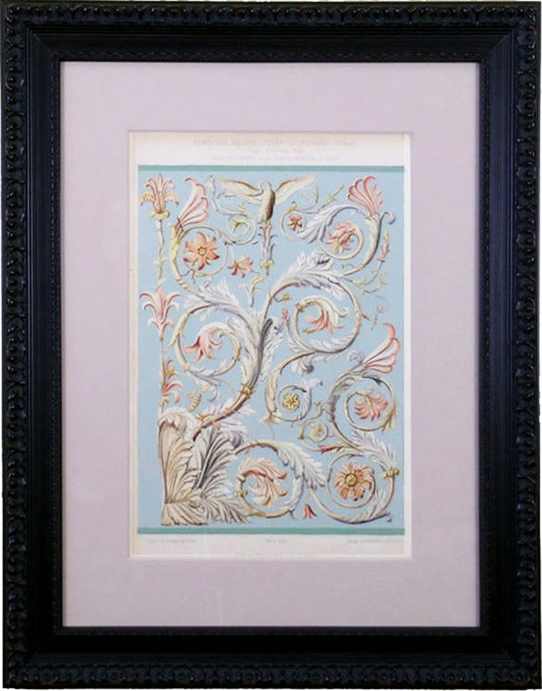 Romisches Marmor - Print by Martin Gropius