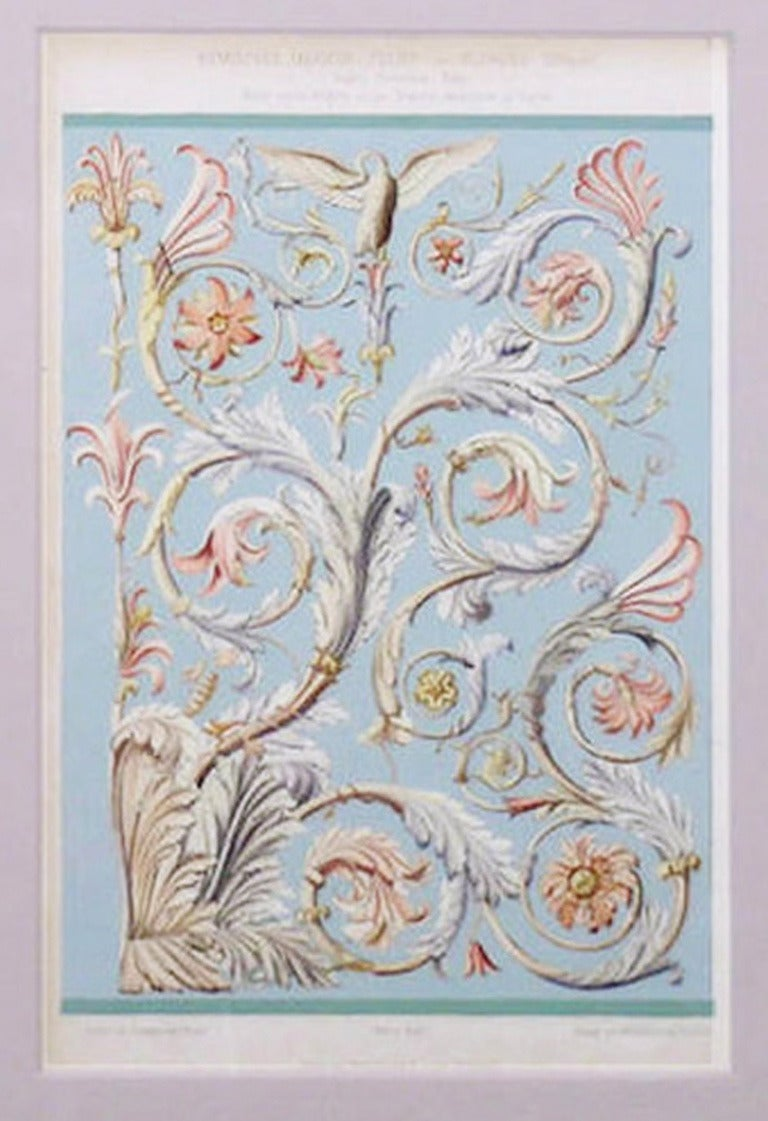Romisches Marmor - Academic Print by Martin Gropius